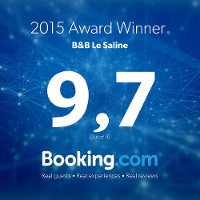 Le Saline B&B Siracusa Booking Reviews Award 2015