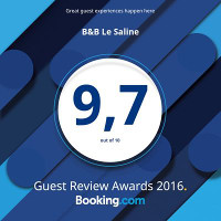 Le Saline B&B Siracusa Booking Reviews Award 2016